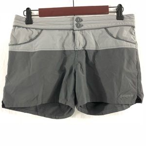 PATAGONIA Hiking Shorts With Button Fly & Pockets